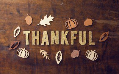 A Home Full of Gratitude