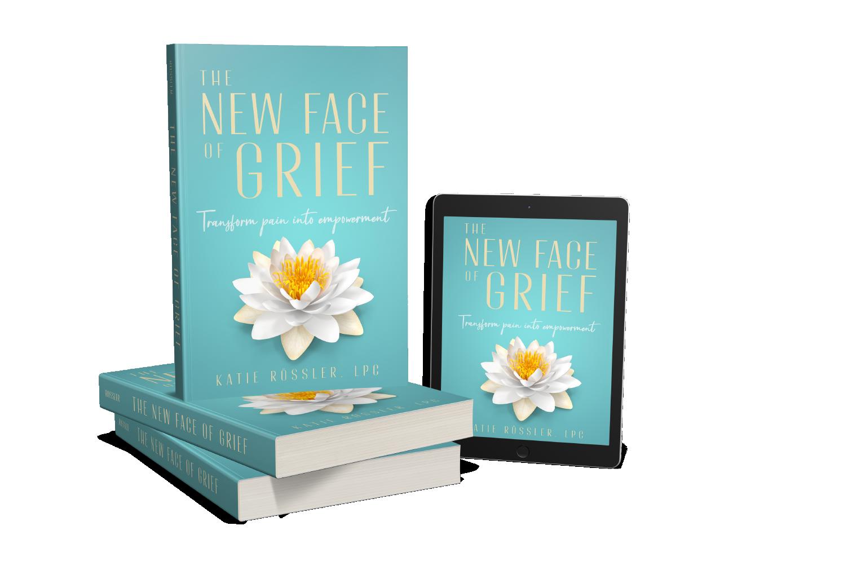 The new face of grief paperback_ereader